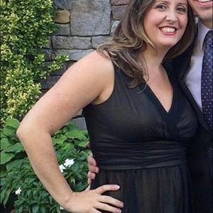 Dress Barn empire cocktail dress